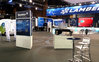 Stand Lamberet – Solutrans (Lyon)