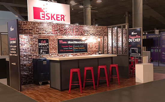 Stand Esker USF