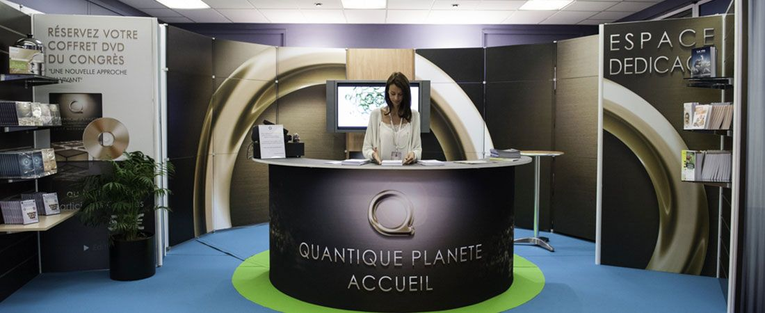 stand Quantique Planete