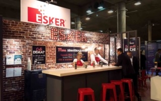 Stand Esker - Convention USF